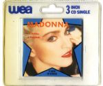 "HOLIDAY / EVERYBODY - GERMANY STAR 3"" MINI CD SINGLE (2)"